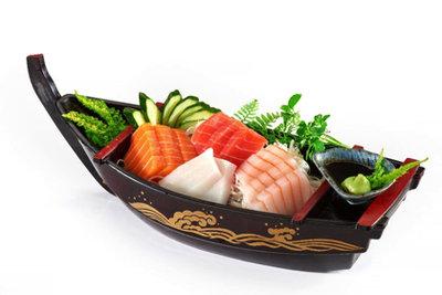 Vegan Seastar Salmon-like Sashimi 230g