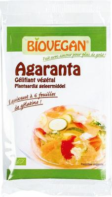 Biovegan Agaranta 3x6g *THT 31.08.2020*
