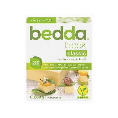 Bedda block Classic 200g