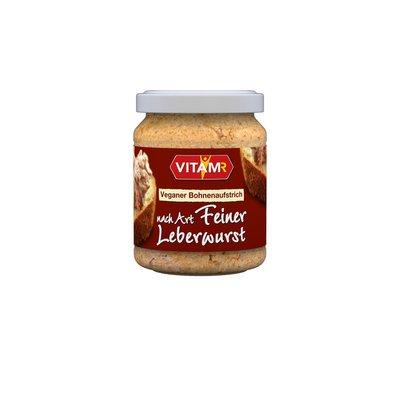 Vitam Bio wie feine leberwurst 110g
