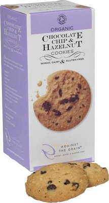 Against the grain Chocolate Chip & Hazelnut 150g