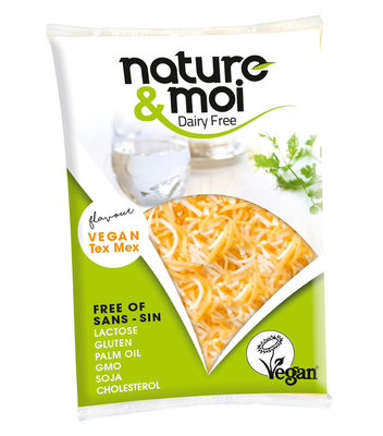 Nature & Moi Geraspte Kaas Pizza Tex Mex 200g *THT 19.07.2020*