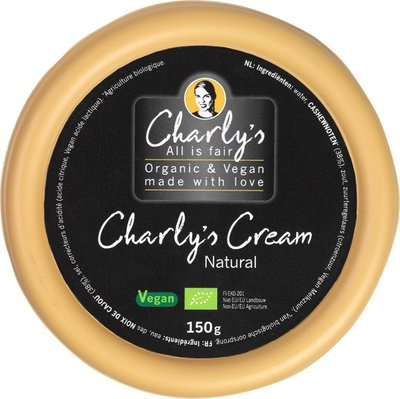 Charly's All is Fair Cream natural 150g