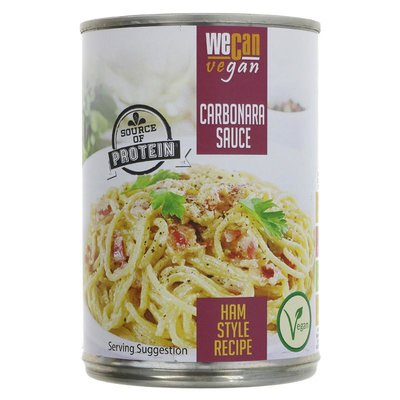 We Can Vegan Vegan Carbonara 400g