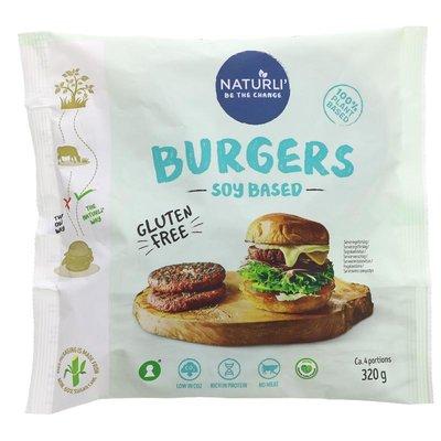 Naturli Vegan Burger 320g
