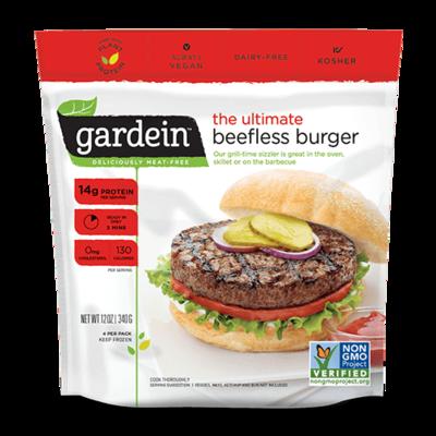Gardein Beefless Burger 340g