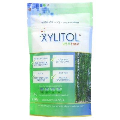 Xylitol Uk Xylitol Sweetener 250g