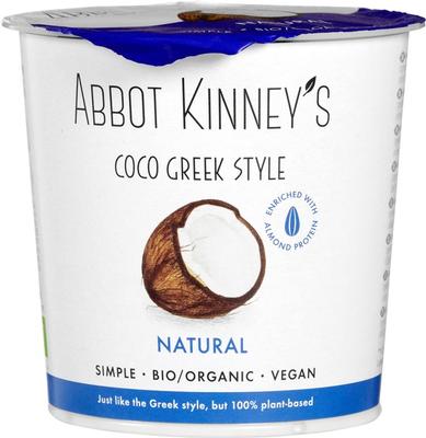 Abbot Kinney's Coco Griekse stijl 350g *THT 23.10.2020*