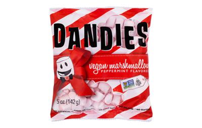 Dandies Peppermint mini Marshmallows 142g *THT 30.03.2021*