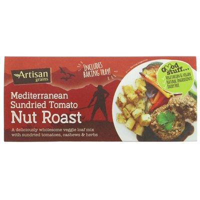 Artisan Grains Nut Roast - Sundried Tomato 200g