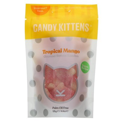 Candy Kittens Tropical Mango 54g