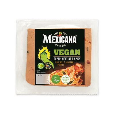Mexicana Spicy Mexican Cheddar Style 200g
