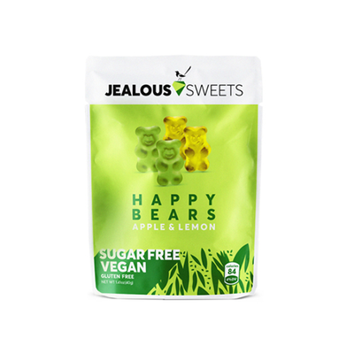 Jealous Sweets - Happy Bears - Apple & Lemon 40g