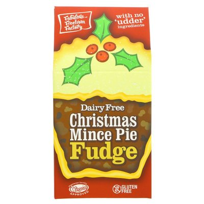 Fabulous Free From Factory Mince Pie Fudge 125g