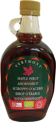 Vertmont Maple syrup grade C 375ml