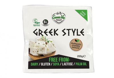 GreenVie Greek Style 200g