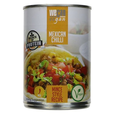 We Can Vegan Vegan Mexican Chilli 400g