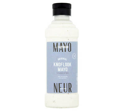 Mayoneur Knoflook Mayo 250ml *THT 18.05.2021*