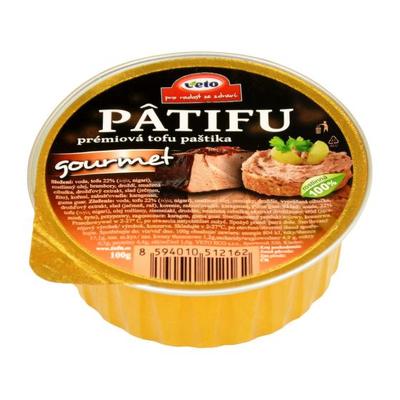 Veto Pâtifu pate Gourmet 100g