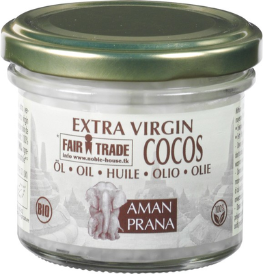 Amanprana Cocos oil extra virgin 100ml