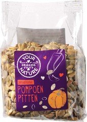 Your Organic Nature Roasted Pumpkin Seeds 200g