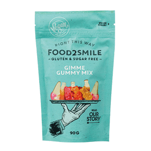 Food2Smile Gimme Gummy mix 90g