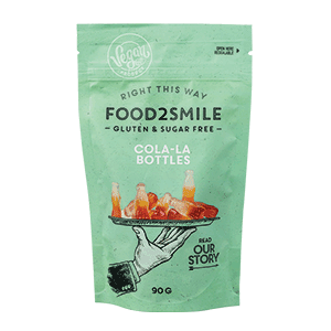 Food2Smile Cola-La 90g