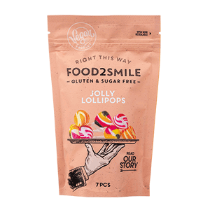 Food2Smile Jolly Lollipops 7 pcs