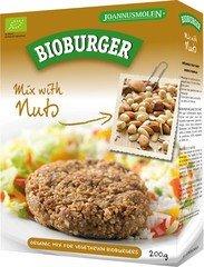 Joannusmolen Bioburger notengehakt 200g