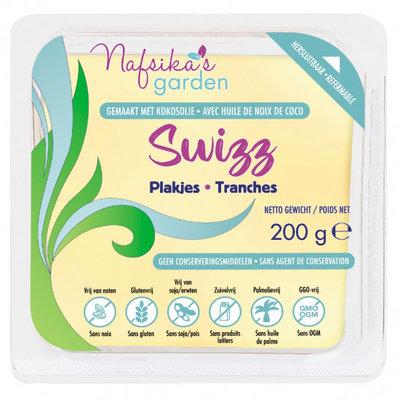Nafsika's Garden Swiss plakjes 200g