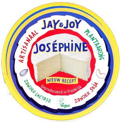 Jay&Joy Josephine vegan brie 90g