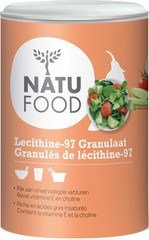 Natufood Lecithine 97 granulaat 300g