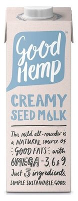 Good hemp oat & Seed drink 1liter