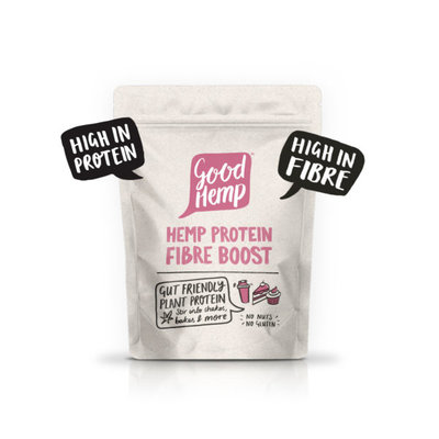 Good Hemp Hemp Protein Fibre Boost 400g