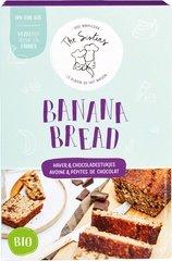 Arthur & The Sisters Bananenbrood mix Haver & Chocolade 350 gram