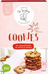 Arthur & The Sisters Cookies bakmix met stukjes Chocolade 270g