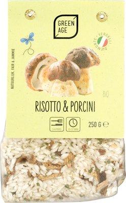 GreenAge Risotto Porcini 250g