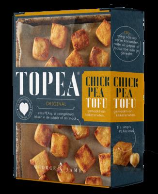 Topea Chickpea tofu 220g *THT 10.08.2021*