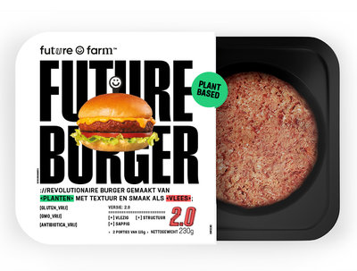 Future ☺ Farm- Future Burger 330g *THT 06.08.2021*