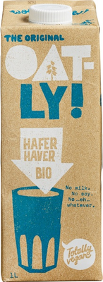 Oatly Haverdrank Bio 1L