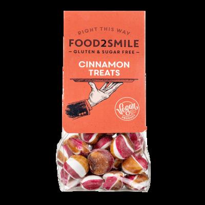 Food2smile Cinnamon treats 90g