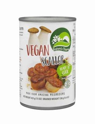 Nature's Charm Vegan Scallop 425g