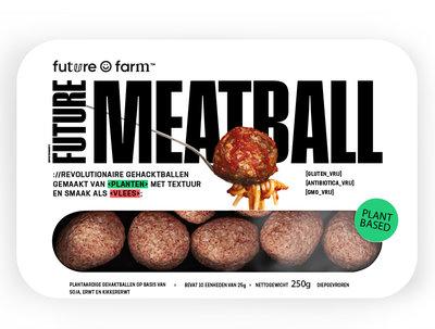 Future ☺ Farm- Future Meat Ball 250g *THT 06.08.2021*