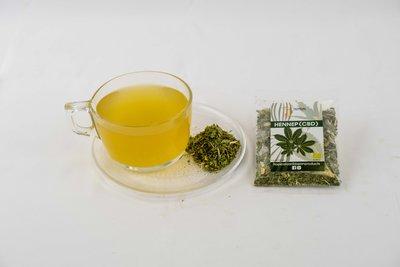 Tropical Caribbean Products Organic Organic CBD (Hennep) thee 20g
