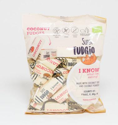 Super Fudgio Fudge Coconut Flavour 150g