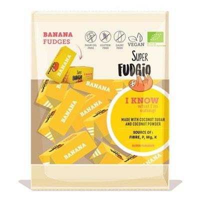 Super Fudgio Fudge Banana Flavour 150g