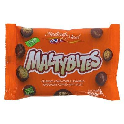 Hadleigh Maid Maltybites Honeycomb flavoured 50g