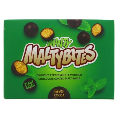 Hadleigh Maid Maltybites Crunchy Peppermint 120g