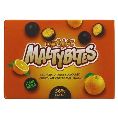 Hadleigh Maid Maltybites Crunchy Orange 120g