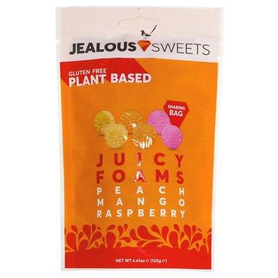 Jealous Sweets Juicy Foams peach, mango & raspberry 125g